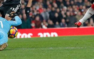 David De Gea faz catorze defesas e iguala recorde no Arsenal FC 1-3 Manchester United FC