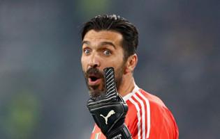 Gianluigi Buffon foi quarto na Bola de Ouro, à frente de David De Gea e Jan Oblak