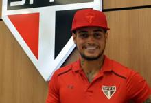 Jean Paulo assina pelo São Paulo FC
