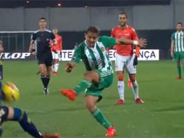 Jhonatan Luiz retarda derrota em duas defesas – Rio Ave FC 2-1 Moreirense FC
