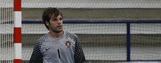 Projeto 1 – Guarda-Redes de Futsal criado na FPF sob coordenação de João Benedito