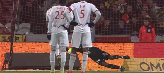 Mike Maignan defende segundo penalti em jogos consecutivos – Lille LOSC 1-0 Toulouse FC