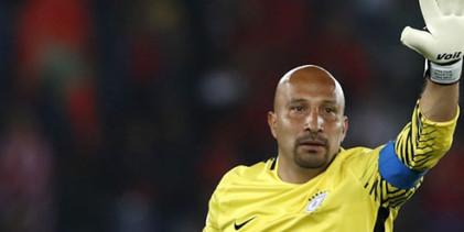 Óscar Pérez: aos 44 anos é o mais velho de sempre a jogar no Mundial de Clubes