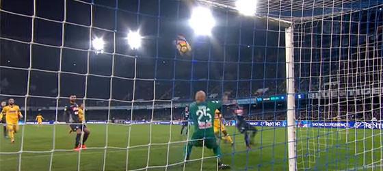 Pepe Reina e Gianluigi Buffon destacam-se em nove defesas – Napoli 0-1 Juventus FC