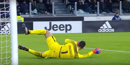 Samir Handanovic fechou a baliza – Juventus FC 0-0 FC Internazionale