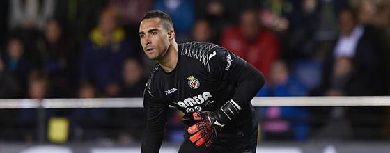 Sergio Asenjo em jogo ao fim de nove meses de calvário – Villarreal CF 0-2 FC Barcelona