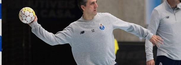Sérgio Morgado volta ao Andebol aos 43 anos, passa do Boavista FC para o FC Porto e já vale pontos