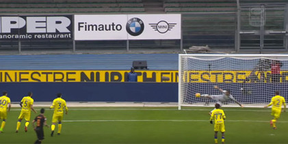 Stefano Sorrentino evita golos de todas as maneiras – Chievo 0-0 AS Roma