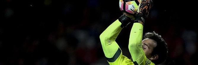 António Filipe não falhou um passe no GD Chaves 1-1 CD Aves