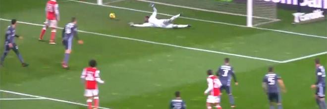 Bruno Varela em duas defesas de qualidade – SC Braga 1-3 SL Benfica