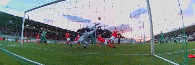 Bruno Varela permite vitória em defesa de qualidade – Moreirense FC 0-2 SL Benfica
