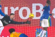 Caio Secco fecha baliza ao evitar golo acrobático – Estoril 0-2 CD Feirense