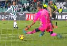 Cristiano Figueiredo agiganta-se no um-para-um e permite empate – Vitória FC 1-1 Sporting CP
