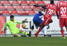 Diogo Costa defende grande penalidade pela segunda jornada consecutiva – Gil Vicente FC 0-1 FC Porto B