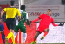 Francesco Anacoura evita três golos no CD Cova da Piedade 1-2 Sporting CP