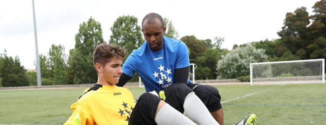 Helton assume carreira como treinador principal no SC Freamunde