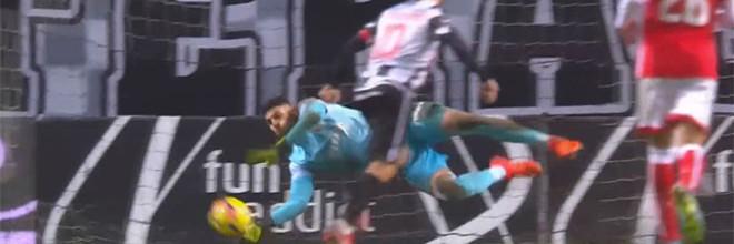 Matheus Magalhães evita dois golos e comete e defende penalti – Boavista FC 1-3 SC Braga
