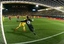 Oier Olazábal protagoniza defesa espetacular – Villarreal CF 2-1 Levante UD
