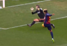 Quim evita três golos e garante ponto no GD Chaves 1-1 CD Aves