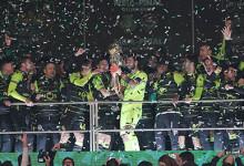 Rui Patrício conquista sétimo título pelo Sporting CP com Taça da Liga após intervenção decisiva