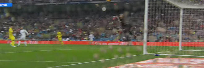 Sergio Asenjo vale vitória em várias defesas – Real Madrid CF 0-1 Villarreal CF