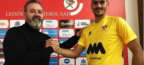 Tony Batista assina pelo Leixões SC