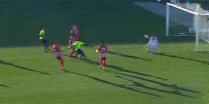 Adriano Facchini fecha baliza em três momentos – CD Aves 0-0 CS Marítimo
