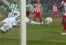 Adriano Facchini interceta perigo e fecha baliza a seis minutos do fim – Rio Ave FC 0-0 CD Aves