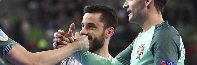 André Sousa crucial para chegada à final em oito defesas e interferência em golo – Portugal 3-2 Rússia