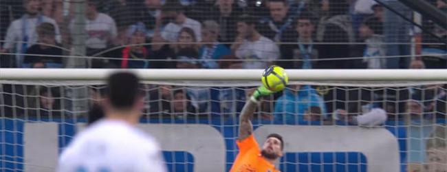Benoît Costil destaca-se em quatro defesas – Bordeaux 0-1 Marseille