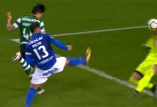 Caio Secco é figura em nove defesas antes de errar no primeiro golo – Sporting CP 2-0 CD Feirense