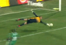 Cássio Anjos intervém com desvio decisivo – Rio Ave FC 0-0 CD Aves