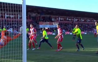 Charles Marcelo em defesa vistosa – CD Aves 0-0 CS Marítimo