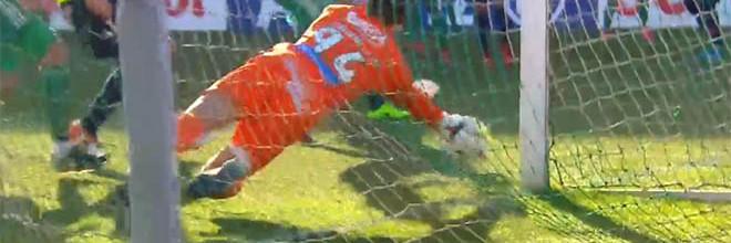 Charles Marcelo evitou quatro golos – Rio Ave FC 3-0 CS Marítimo