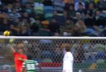 Douglas Jesus atrasa derrota em três defesas – Sporting CP 1-0 Vitória SC