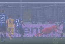 Gianluigi Buffon defende penalti – Atalanta 0-1 Juventus FC