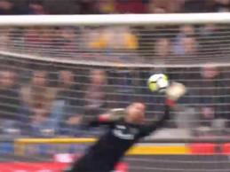José Sá em defesa vistosa – GD Chaves 0-4 FC Porto