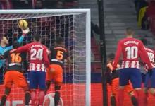 Neto Murara destaca-se em defesa de qualidade – Atlético de Madrid 1-0 Valencia CF