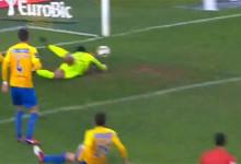 Renan Ribeiro erra e destaca-se entre golos e defesas – Estoril 1-3 FC Porto