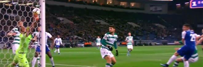 Rui Patrício protagoniza defesa espetacular – FC Porto 1-0 Sporting CP