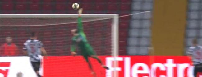 Vagner Silva voa em defesa vistosa – CD Aves 3-0 Boavista FC