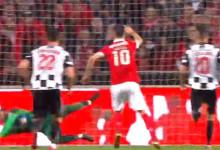 Vagner Silva defende penalti entre outros quatro momentos – SL Benfica 4-0 Boavista FC