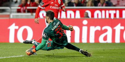 Vagner Silva é o guarda-redes da 23ª jornada da Primeira Liga 2017/2018