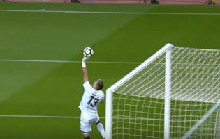 Vicente Guaita fecha baliza em duas defesas espetaculares – FC Barcelona 0-0 Getafe CF