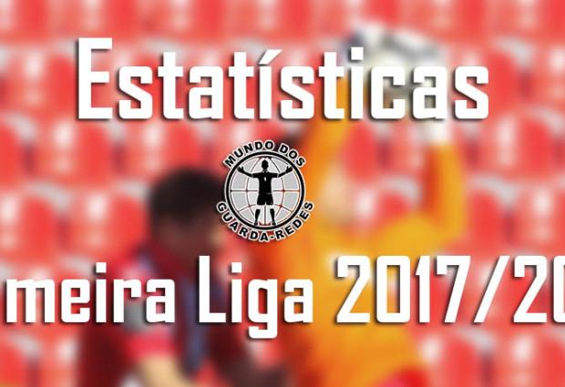 Estatísticas dos guarda-redes da Primeira Liga 2017/2018 – 25ª jornada