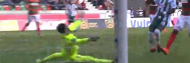 Amir Abedzadeh antecipa-se às decisões e evita dois golos – CS Marítimo 4-2 Vitória FC