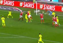 Adriano Facchini assina defesa de nível, atrasa derrota e interfere nos golos – SL Benfica 2-0 CD Aves