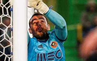 Cássio Anjos é o guarda-redes da 27ª jornada da Primeira Liga 2017/2018