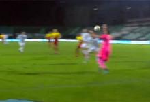 Cristiano Figueiredo vale três pontos com defesa aos 87′ – Vitória FC 1-0 Rio Ave FC