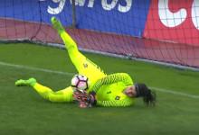 Inês Pereira defende penalti perto do fim e garante terceiro lugar de Portugal na Algarve Cup